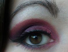 Queen Beryl inspired make up by http://butterfly-diamond.blogspot.co.at/2013/08/amu-queen-beryl.html