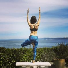 Tree Pose for Inspiration