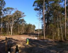 Future Phase 3 roadway with waterfront homesites to be developed. #MyrtleBeachRealEstate #GrandeDunes