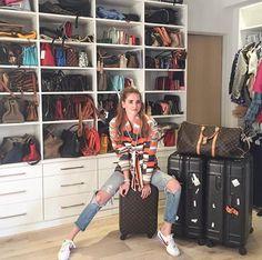 Chiara Ferragni Closet