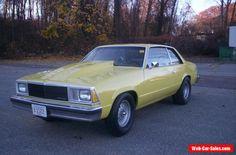 1980 Chevrolet Malibu Base Coupe 2-Door #chevrolet #malibu #forsale #unitedstates