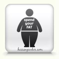 Spend Your Fat – How To Lose Weight