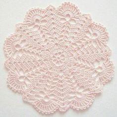 Toalhinhas feitas em Crochê lindas demais
