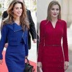 Rania di Giordania e Letizia di Spagna: Due regine, stesso stile