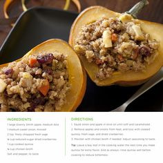 This quick and simple dish can replace gluten-containing bread stuffing!