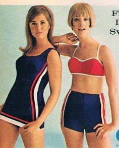 Aldens catalog 1967.  Wendy Hill and Cay Sanderson.