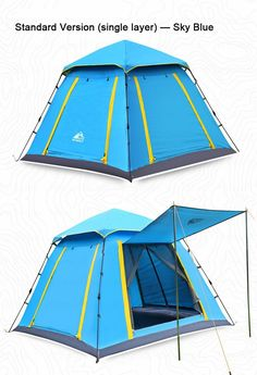 Tents can be categorized in relation to the range of seasons they may be used in. Having a family tent is an enjoyable approach to get out in the outdoors and experience adventures which everyone can enjoy. Most excellent family… Continue Reading → Best Family Tent, Tunnel Tent, Lightweight Tent, Cabin Tent, Tent Camping, Tents, Outdoor Gear, Range, Seasons
