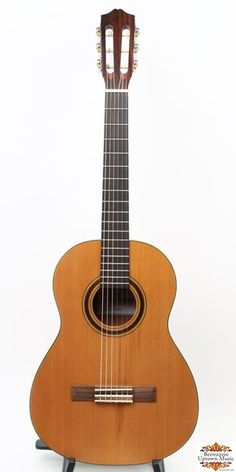 Great little 3/4 size classical guitar.  Great for smaller beginners or perfect as a travel guitar!  Plays really well and sounds FANTASTIC for its size. This guitar has a SOLID Canadian Cedar top with African mahogany back and sides, rosewood fingerboard, Spanish cedar neck, rosewood bridge with matte finish. 615mm scale.  This guitar is slightly used and has just a few signs of use.  Comes with soft shell case. Gretsch, Epiphone, Banjo, Ukulele, Classical Guitar, Mandolin, Plays, Guitars, Spanish