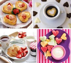 A Heart Shaped Valentines Breakfast love the melon skewers Valentines Breakfast, Valentines Day Food, Funny Valentine, Happy Sweetest Day, Come Dine With Me, Second Breakfast, Breakfast Ideas, Food Crafts, Recipe Of The Day