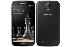 """ซัมซุงออกสีใหม่ """"Black Edition"""" สำหรับ Galaxy S4 และ Galaxy S4 mini"""