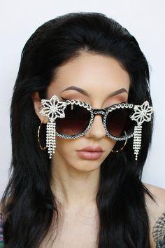 Starla Sunglasses - hertinyteeth - $85