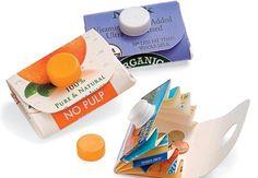Hacer bolsas de reutilización de envases de leche o jugo | CicloVivo - Siembra Noticias