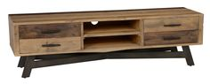 Classic Home Hauser 2 Drawer TV Stand. $999.