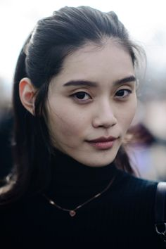 marieahh:  Ming Xi at Paris Couture Spring 2016 by Adam Katz Sinding.