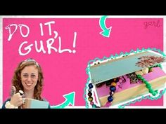 Do It, Gurl - How To Make A Jewelry Box From A Book