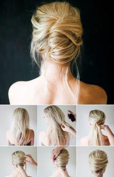 I love this hairstyle!: Haare Opsteken, Peinados Wedding Hairstyles, Hairstyle ️, Hairstyles Wedding, Hairstyle, Wedding Hair Style, Peinados Hair Styles, Hairstyles Hairstyles