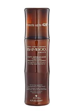 Alterna Bamboo Smooth Anti-Breakage Thermal Protectant Spray.