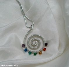 wire wrapped stones patterns | Sylvia has plans to write more tutorials. They will be about wire ...