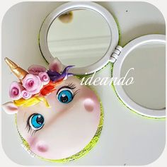 Unicornio espejo