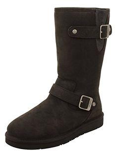 UGG Australia Womens Sutter Boot Black Size 7 - http://womenswinterboots.asiaparent.com/ugg-australia-womens-sutter-boot-black-size-7/