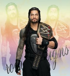 Roman Reigns Former WWE Champion