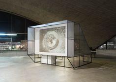Starship, bureau sacha von der potter, 2014, exhibition design © Raphaëlle Mueller
