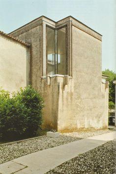 Carlo Scarpa - Espansione della Gipsoteca Canoviana - Possagno | Archisquare • Architettura Design Blog