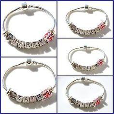 Bracelet/bracciale love Harry, Louis, Liam, Niall, Zayn, One Direction
