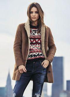 Miranda Kerr Mango Winter Campaign 2013-2014