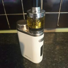 New #vape gear, nautilusx and istick pico, great wee set up for out n about