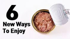6 Easy Canned Tuna Recipes Tuna Hack Easy Tuna Recipes, Canned Tuna Recipes, Fish Recipes, Seafood Recipes, Asian Recipes, Simple Recipes, Delicious Recipes, Recipies, Yummy Food