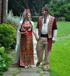 ARMENIA Vestimenta Popular Nacional