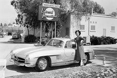 Mercedes-Benz 300 SL (W 198 I) (1956)