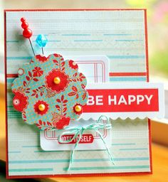 Be Happy - DT Michelle Unruh's Gallery - Gallery - Invision Power Board