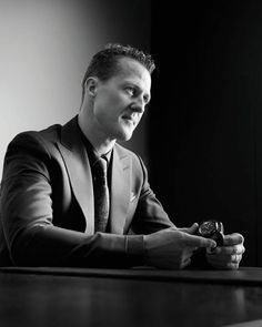 Michael Schumacher you are in our prayers. Please get well soon. (Formula1)
