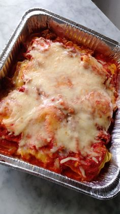 Save Time and Money With This Cheater Lasagna! | Not Your Average Mom