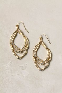 Remind me of a pair of Alexis Bittar earrings but for a 1/4 of the price. Love.