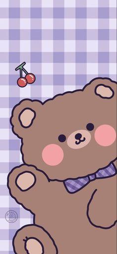 Cute Pastel Wallpaper, Soft Wallpaper, Bear Wallpaper, Cute Patterns Wallpaper, Purple Wallpaper, Cute Disney Wallpaper, Aesthetic Pastel Wallpaper, Kawaii Wallpaper, Cute Wallpaper Backgrounds