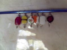 Take Me Out For Sushi Stitch Markers by MyShopGirl on Etsy, $10.00