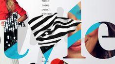 21초에 사진 배리에이션 들고갈수 있지 않을까Very dynamic #motion #design for this Style Network rebrand. Love this flow of graphics