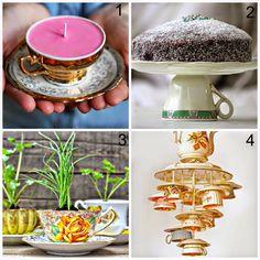 donneinpink - fai da te risparmio e consigli per gli acquisti : Riciclare le vecchie tazze - Imperdibili tutorial ...