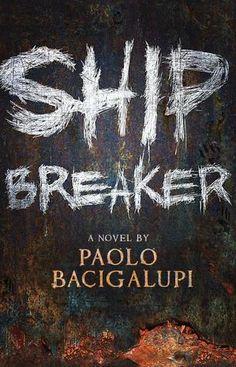 Ship Breaker (Ship Breaker, #1) Read June 2011. Different. Sci-Fi survival/romance.  Pretty good.