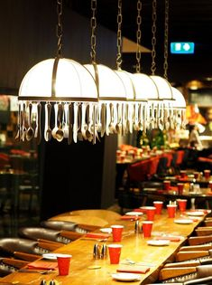 Dubai style of restaurant interior design Small Restaurant Design, Restaurant Interior Design, Architecture Restaurant, Restaurant Restaurant, Interior Design Dubai, Bar Design, Bartender, Ceiling Lights, Dining Room