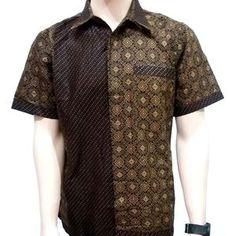 Kemeja Batik | Baju Batik | Hem Batik Pria / Cowok BTK02