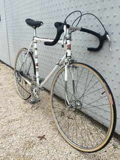 Peugeot px10 1967-68 Full reynolds frame - simplex slj group - mafac brakes - Duralumin ideale saddle
