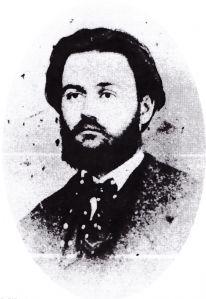 Emile Zola (vers 1872)