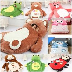 Huge Cartoon Sleeping Bags For Christmas Gift 2015 Web Cool Tips - . - Huge Cartoon Sleeping Bags For Christmas Gift 2015 Web Cool Tips – # Cartoon Sleeping - Kids Sleeping Bags, Christmas Bags, Cool Christmas Gifts, Cool Beds, Dream Rooms, Cloth Bags, Cool Stuff, Girls Bedroom, Diy And Crafts