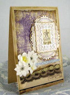Riddersholm Design: A gift for you card