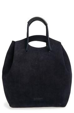 Pedro Garcia Suede Drawstring Bucket Bag available at #Nordstrom