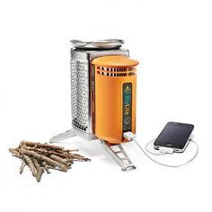 The BioLite CampStove is featured in Active Junky's 2013 Women's Backpacking Gear Guide